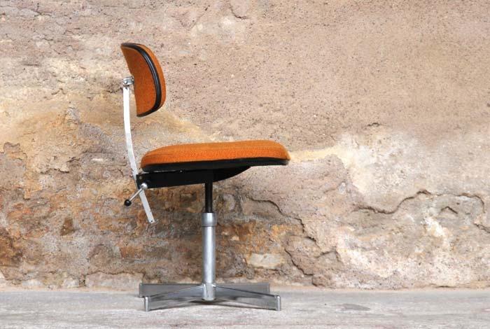 Chaise De Bureau Vintage Assises Pinterest Vintage Et Bureaux