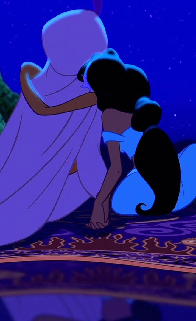 Go away, dumb quiz. God, I love watching Jasmine's hair move in the movie. Disney knew how to create living atmospheres, and the way Jasmine's hair swings around and springs...ugh xx