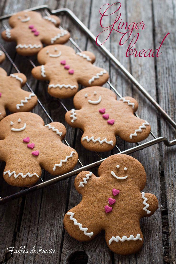 Gingerbread (Pan di Zenzero) | Fables de Sucre