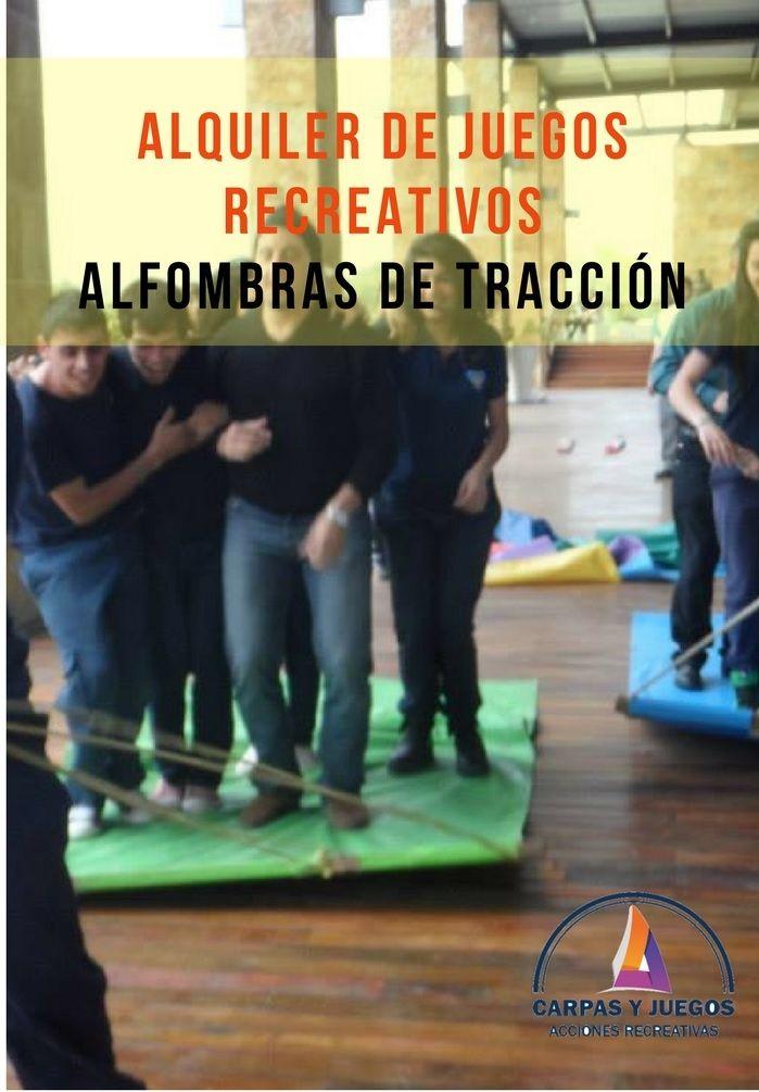 Alformbras de Tracción - Visitá nuestra página wwwcarpasyjuegos.com.ar ALQUILER DE JUEGOS > RECREATIVOS - #Juegos #Evento #AlquilerDeJuegos #JuegosRecreativos