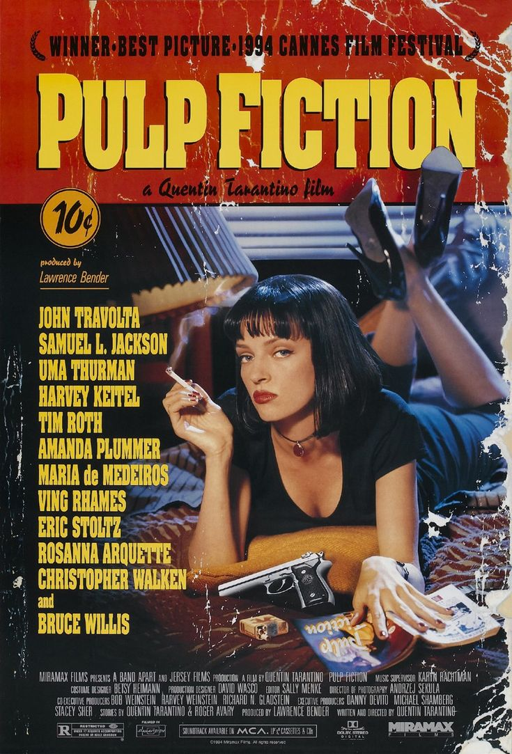 Pulp Fiction (1994) - MovieMeter.nl