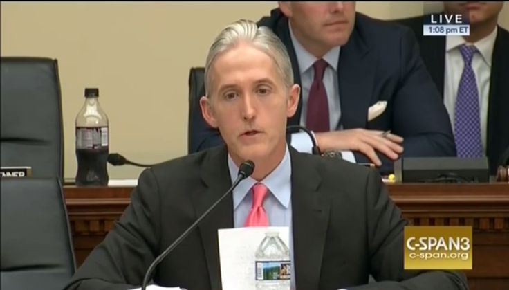 Trey Gowdy GRILLS Loretta Lynch and turns her into a bumbling mess [VIDEO]