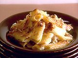 Picture of Baked Rigatoni with Bechamel Sauce Recipe