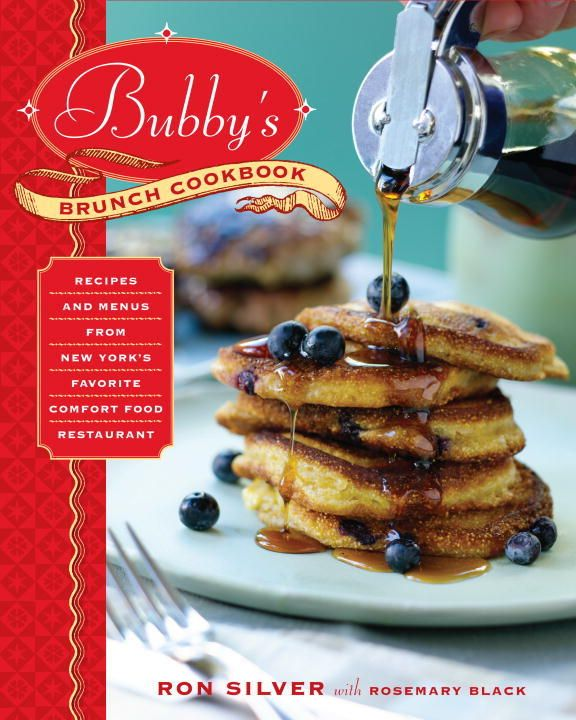 Good news! If you can't make it to Bubby's, they have a cookbook too #bubbys