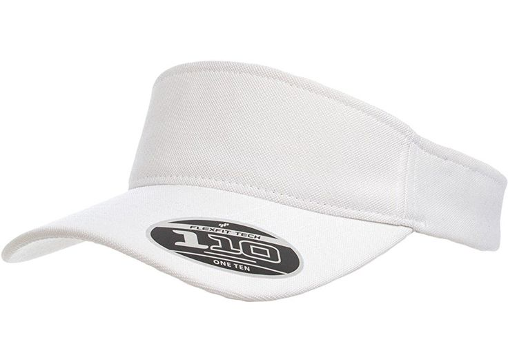Grab this Flexfit 110 White Visor! Go get it now only at www.TheCapGuys.com. Adjustable on the outside, Flexfit Tech on the inside. Mini pique, Cool & Dry fabric for moisture wicking & quick drying. Elastic flexloop attached to hook & loop closure for unparalleled comfort. Matching undervisor. #flexfit #visor #white #110 #logo #hat #cap #blue #fashion #swag #me #style # #tagsforlikes #me #swagger #jacket #shirt #dope #fresh #swagger