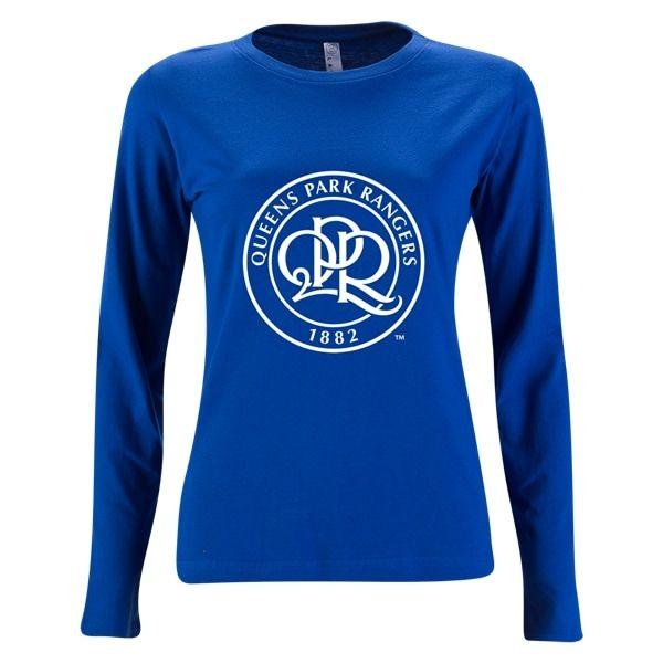 Queens Park Rangers Womens Long Sleeve T-Shirt
