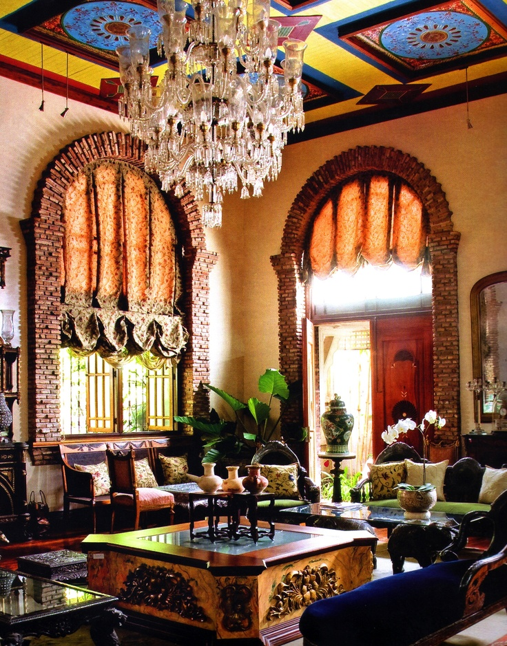 90 best filipino interior designs images by miriam for Filipino inspired interior design