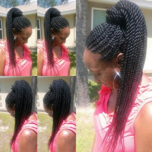 See The Most Fashionable Hair Braids For Dark Skinned Women