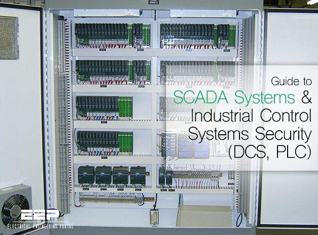Guide to SCADA Systems and Industrial Control Systems Security (DCS, PLC)