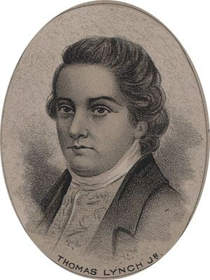 Thomas Lynch Jr., South Carolina