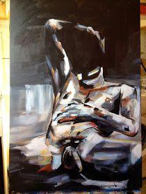 Art by Csaba Konyicska: Sexualitate masculina