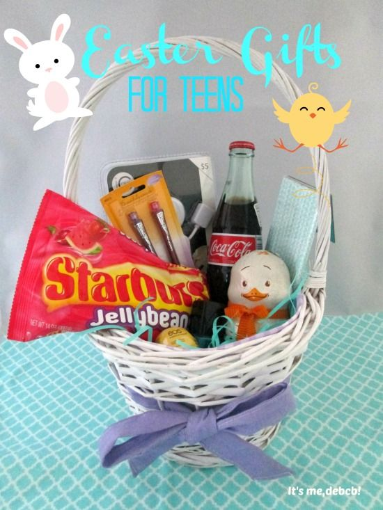 17 best images about easter on pinterest peeps easter gift and its hard to spoil your teen on easter here are my easter gifts for teens that theyll not only appreciate theyll love negle Choice Image
