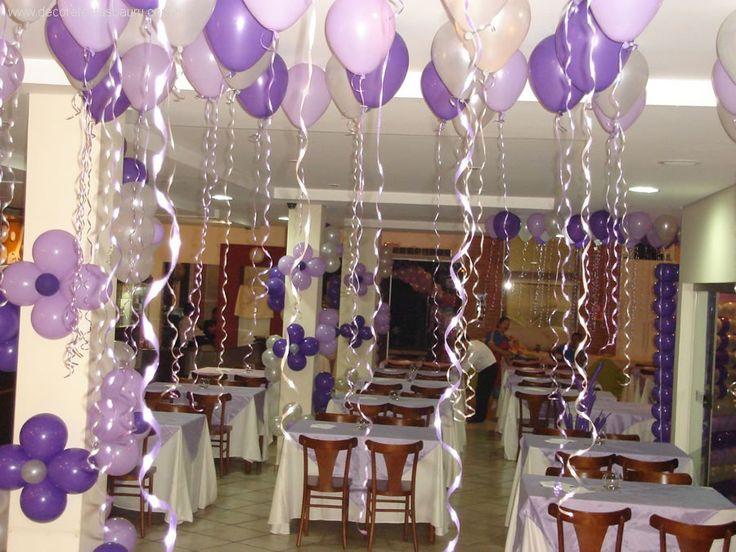 Festa De 15 Anos Ideas: Como Decorar Festa De 15 Anos
