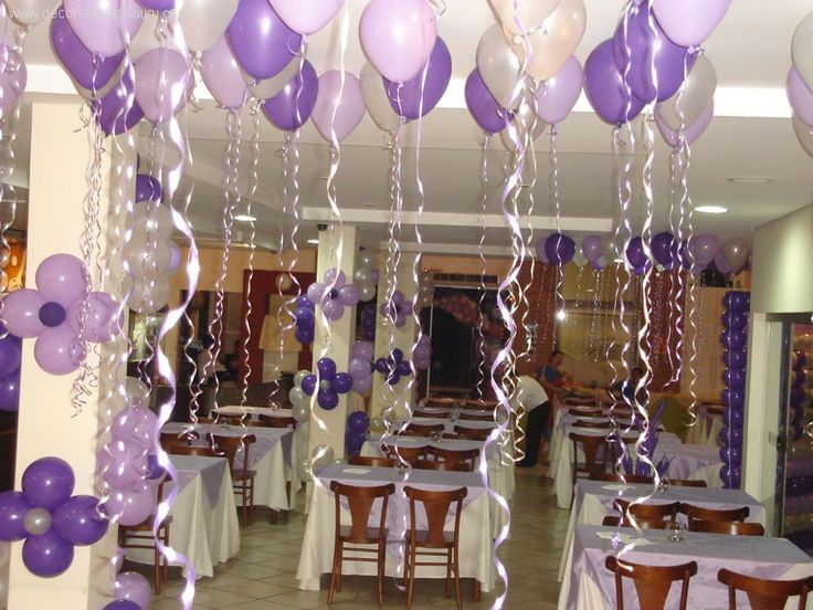 Decoracoes Para Festas 15 Anos: Como Decorar Festa De 15 Anos