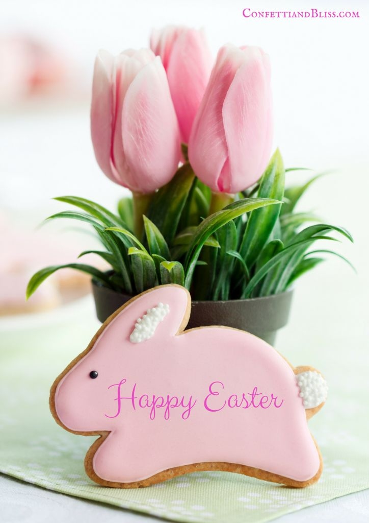 Adorable kids easter gift/ place setting