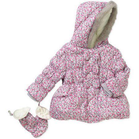 London Fog Baby Boy Snowsuit