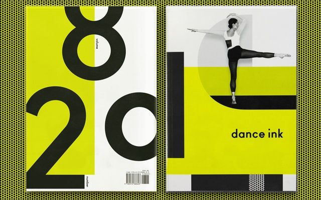 The performing arts publication showcases a collaboration with choreographer Pam Tanowitz and photographer Pari Dukovic.