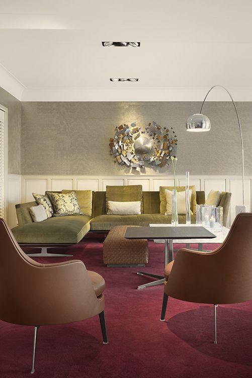 Flexform Evergreen sofa - Doornebal Interiors
