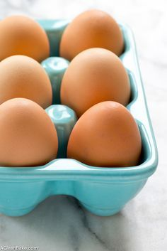 It's quick and easy to make hard boiled eggs in the oven!