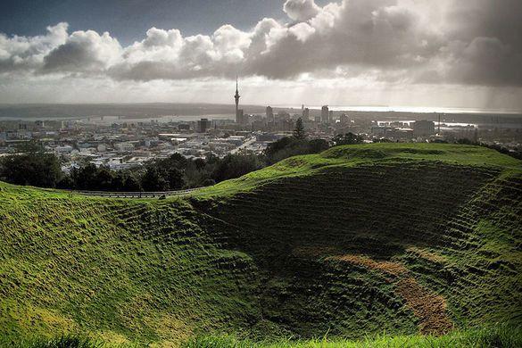 Maungawhau (Mount Eden) – Auckland, New Zealand - Atlas Obscura