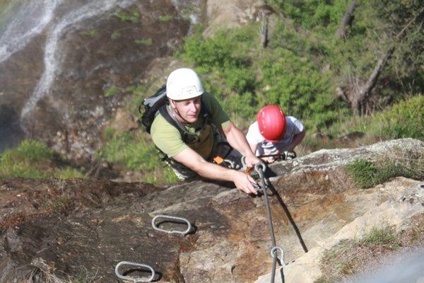 Klettersteig Umhausen : Abenteuer klettersteig mit unseren geführten