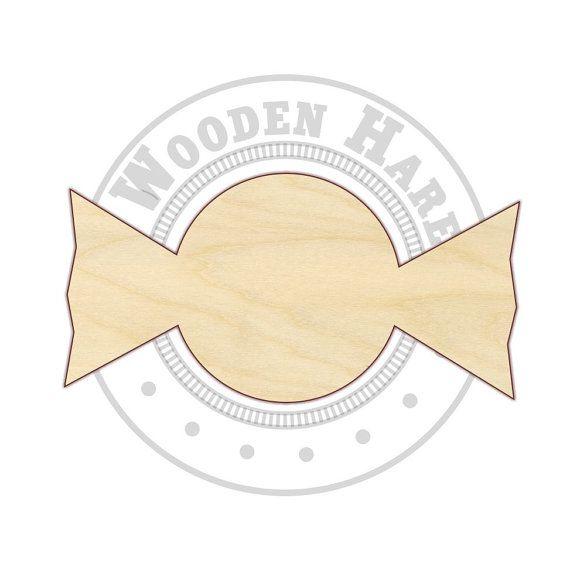 Christmas Wood Craft Shapes