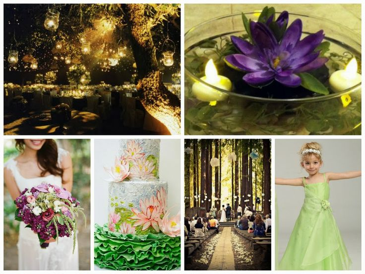 17 Best Images About The Princess And The Frog Wedding On Pinterest
