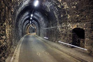 OVIEDO / Tunel, Senda Verde Las Caldas (12/10/2013) | por Saúl Tuñon Loureda