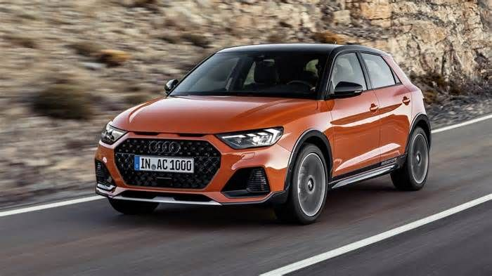 Welcome To A Lightly Crossovered Audi A1 Called The Citycarver