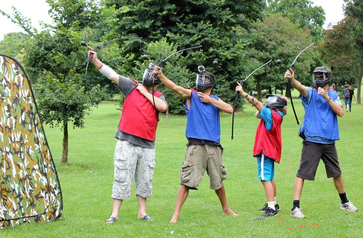 Image result for Archery Attack in Brisbane kids