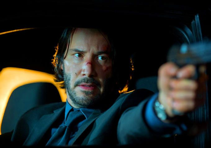 John Wick...... Pretty sure John Wick kicked more asses in one movie than all the Expendables did in their entire catalog. Maybe not, but it seemed like it. He kicked more ass than Blade, and Blade kicks all the asses.