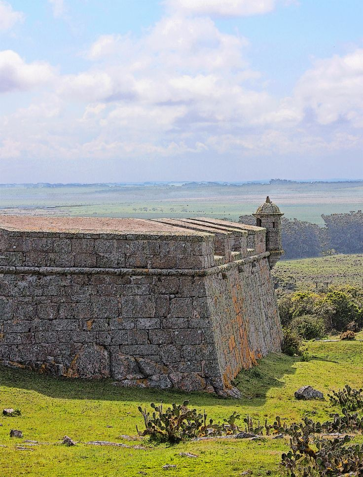 Fortaleza Santa Teresa, Rocha, Uruguay photo by Jeff Prevéy