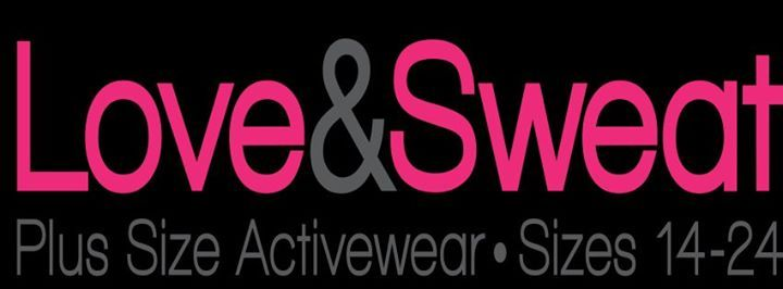 www.loveandsweat.com.au - coming mid 2014. Plus Size Activewear, Sizes 14-24. Australian owned and made, shipping worldwide.