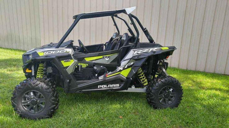 New 2015 Polaris RZR® XP 1000 EPS ATVs For Sale in Texas. Industry exclusive FOX Podium internal bypass shocks Front anti-sway bar Polaris interactive digital display Dimensions: - Wheelbase: 90 in. (228.6 cm)