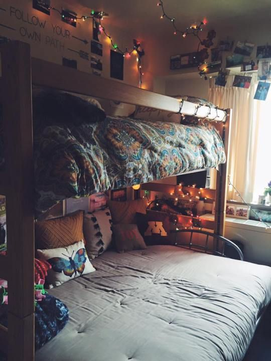 dorm hipster university of minnesota college girl Click the image to see more pictures of this room!!