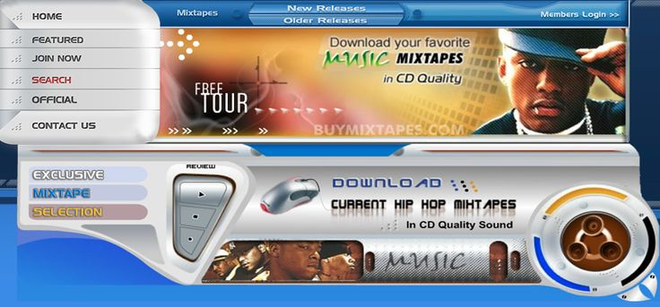 Buymixtapes.com has all the most recent free mixtapes from approaching music specialists for you to download free. There are no expenses and our site is upgraded every day, presenting to all of you the most recent in hip jump, r&b, down south, west drift, reggae, instrumental and west drift mixtapes.