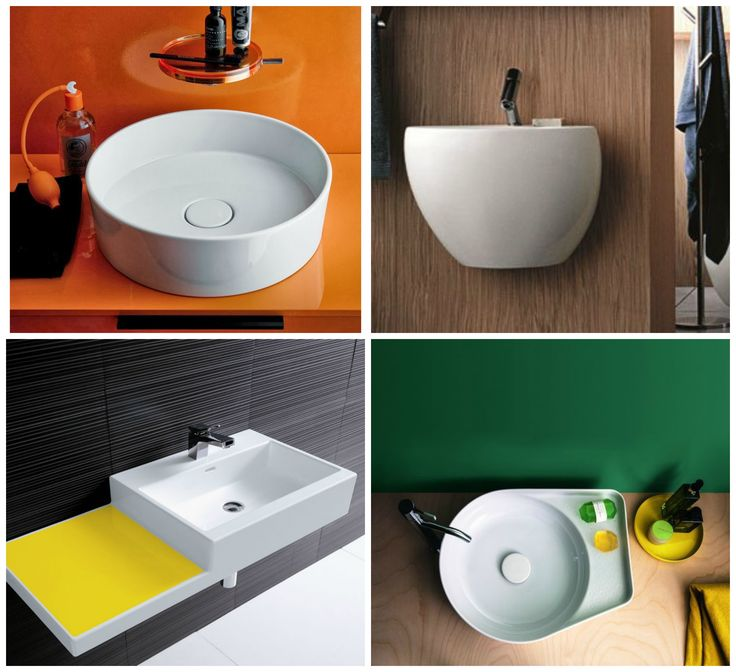 For sinks with style try our @LaufenBathrooms range. #interiordesign #bathrooms #homeideas