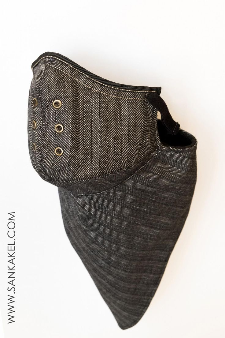 MASQUE DENIM HERRINGBONE - MASK / HERRINGBONE DENIM - Sankakel