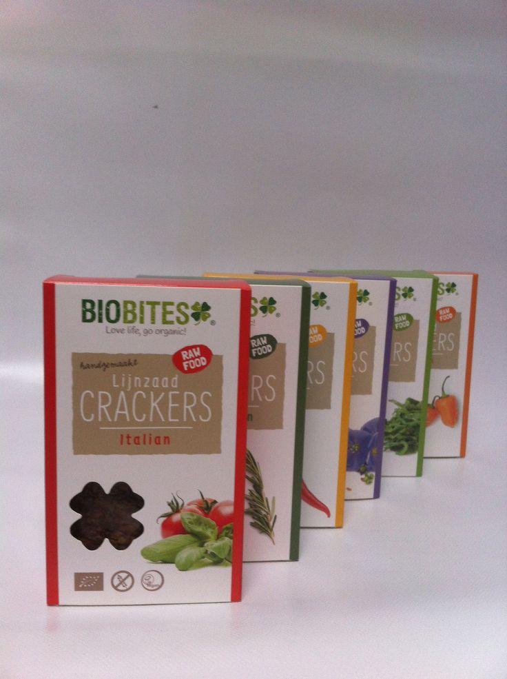 BioBites crackers