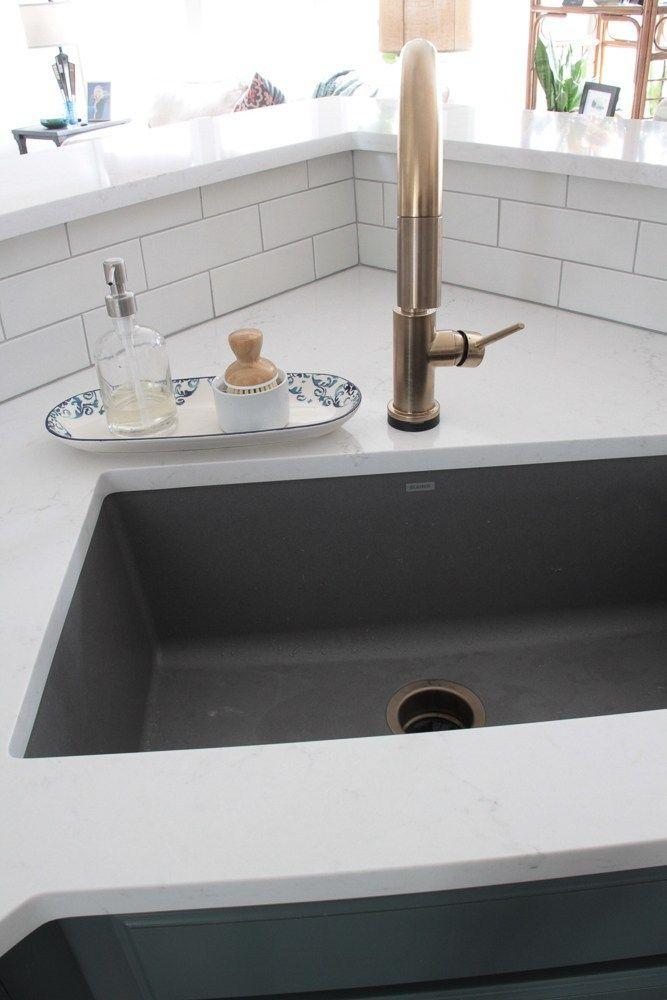 Why I Chose A Blanco Silgranit Sink Silgranit Sink Blanco