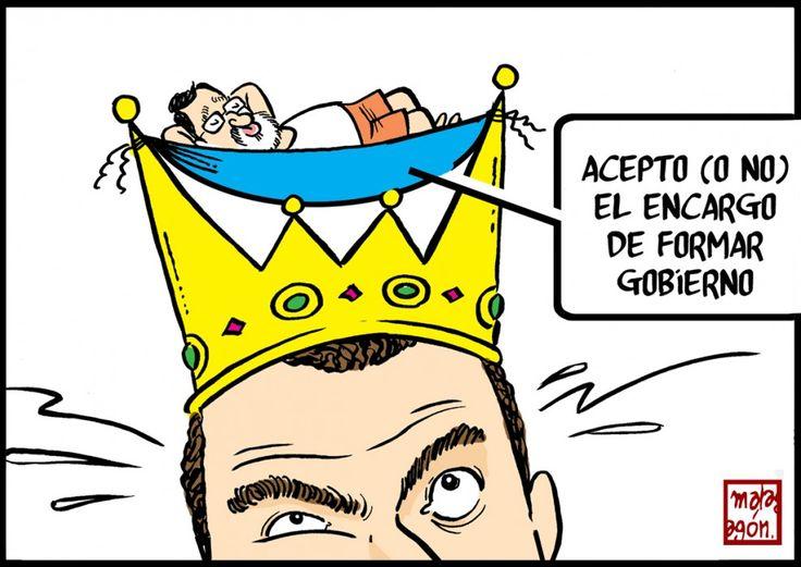 El Malagón del viernes. Acepto (o no) el encargo del Rey | ctxt.es