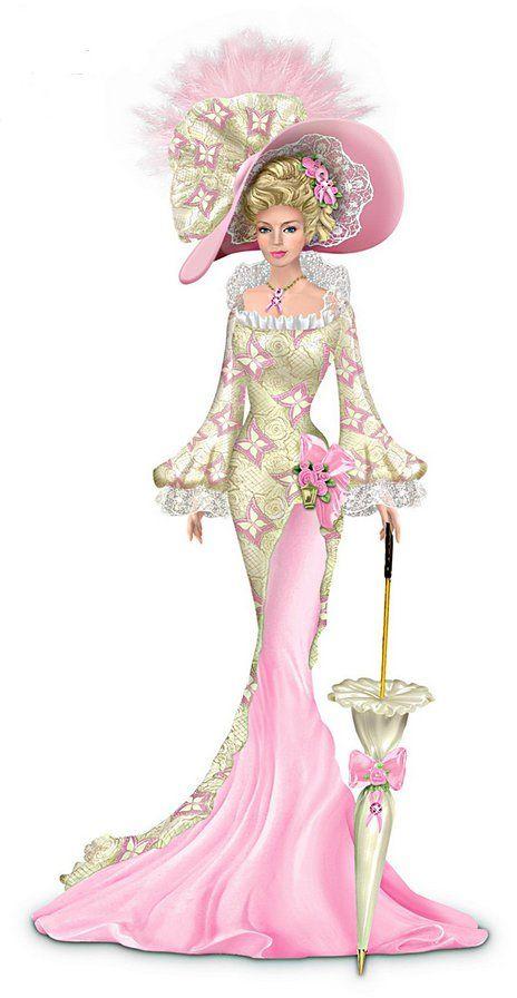 дама в розовом - Схемы вышивки - eddy2 - Авторы - Портал «Вышивка крестом»