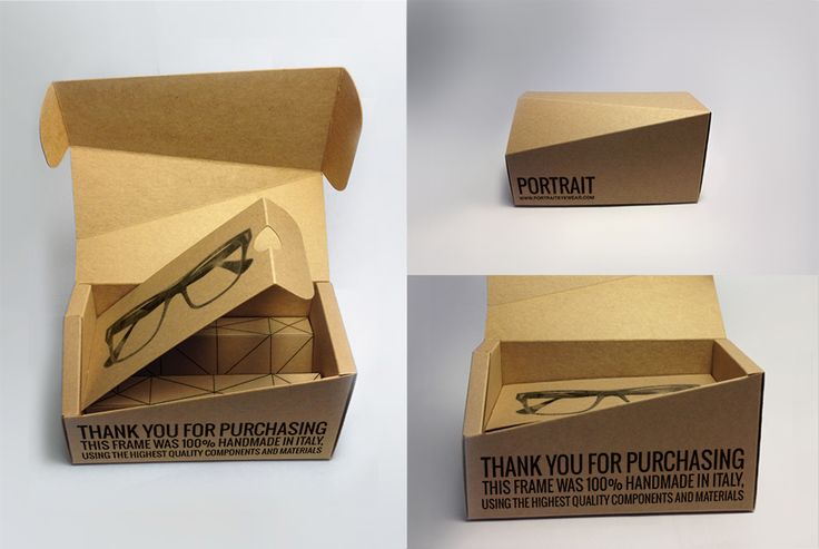 ECO PACKAGING: PORTRAIT HAND MADE SUNGLASES on Behance