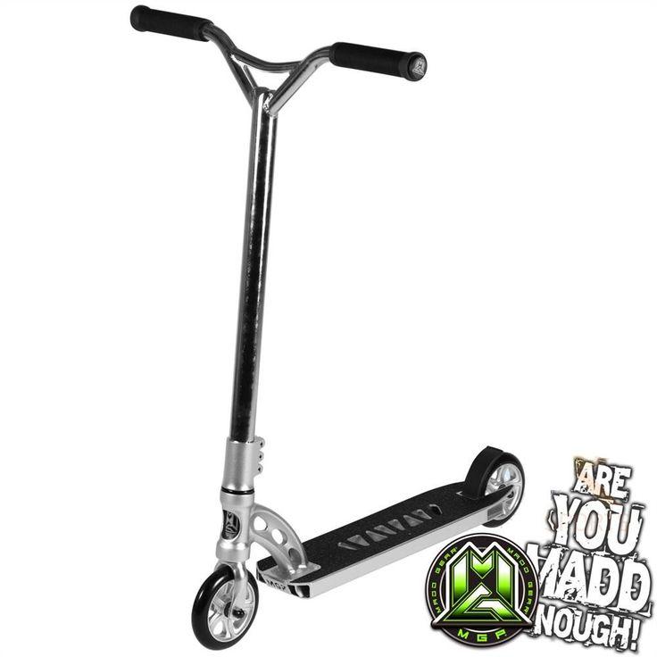gosk8 uk mgp vx5 extreme alloy stunt scooter kick scooters. Black Bedroom Furniture Sets. Home Design Ideas