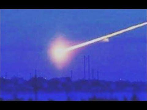 Метеорит в ХАКАСИИ Новое падение