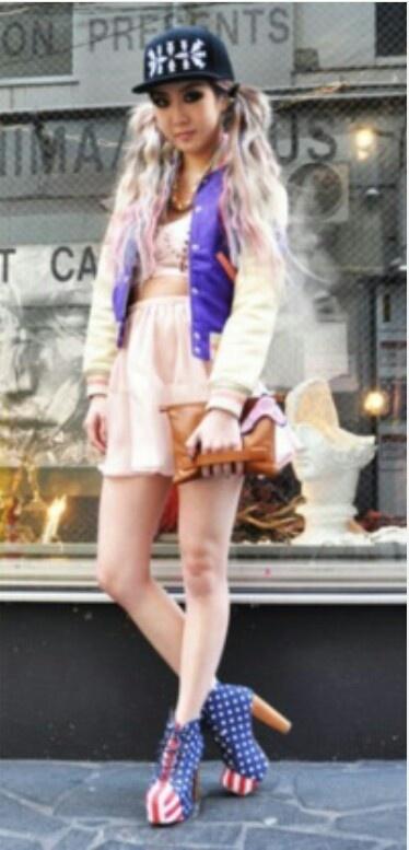 . #japanese #fashion #style