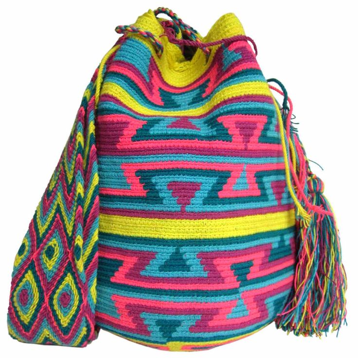 Aguardiente Mochila Wayuu Bag  | Handmade and Fair Trade  Wayuu Mochila Bags – LOMBIA & CO. | www.LombiaAndCo.com