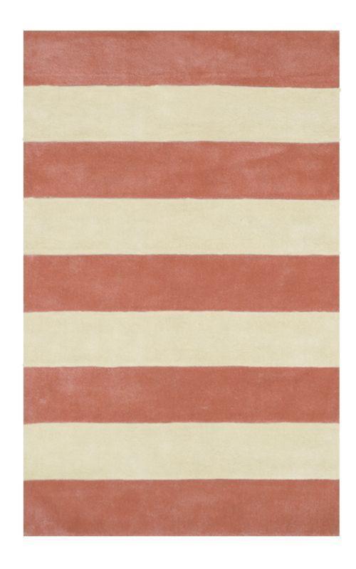 The American Home Rug Company Beach Boardwalk Stripes