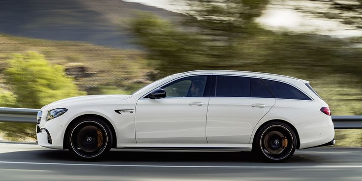 The 2018 Mercedes-AMG E63 S Wagon Is the 603-HP Family Hauler Dreams Are Made Of