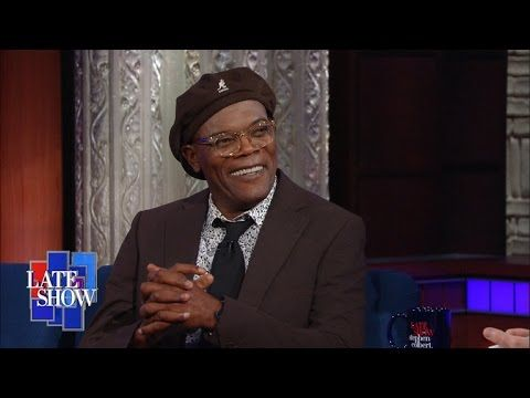 "Samuel L. Jackson (on the history of his character George Washington Williams); Admires His Character In ""Legend of Tarzan"""
